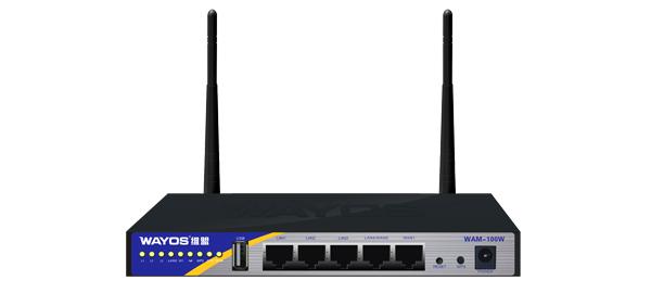 WAM-110W智慧WiFi认证网关