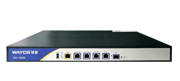 SDV-9688四WAN千兆行为管理路由器