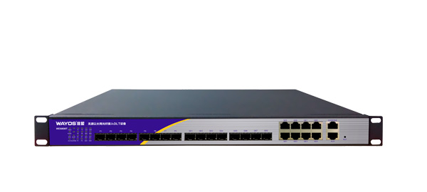 WE8808T 8口OLT光通信设备