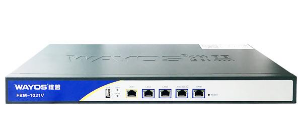 FBM-1021V四WAN千兆行为管理路由器