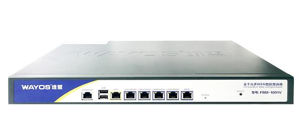 FBM-1091V五WAN千兆行为管理路由器