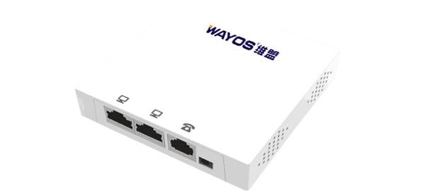 WAP-5028F入墙式AP