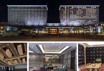 遵义创元千禧大酒店无线覆盖,无缝漫游+AC统管+增值营销